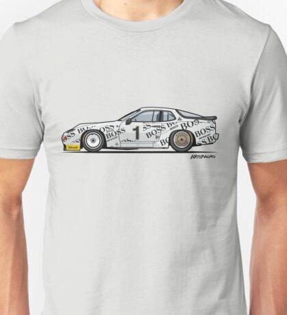 P 924 Carrera GTP/GTR Le Mans Unisex T-Shirt