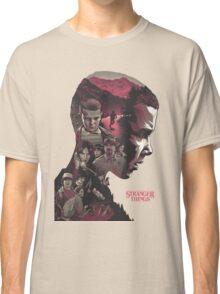 stranger things series Classic T-Shirt