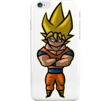 The Golden Dragon Warrior iPhone Case/Skin
