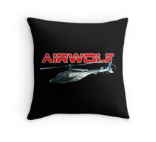AIRWOLF TV SERIES CLASSIC Throw Pillow