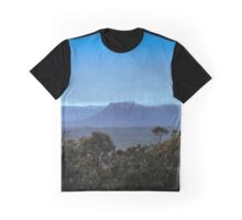 Early Morning over the Capertee Valley Graphic T-Shirt
