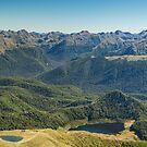 Fiordland - New Zealand by Kimball Chen