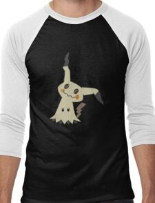 Will you be my friend? Mimikyu Men's Baseball ¾ T-Shirt