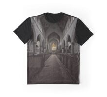 Inside St Saviour's Cathedral in Goulburn/NSW/Australia (3) Graphic T-Shirt