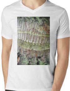 Disappearing Tree  Mens V-Neck T-Shirt
