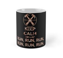 Pink Floyd - Keep Calm Run Like Hell Mug
