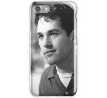 Paul Rudd Black & White iPhone Case/Skin