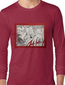 Vegeta vs Goku Long Sleeve T-Shirt