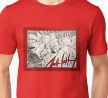 Vegeta vs Goku Unisex T-Shirt
