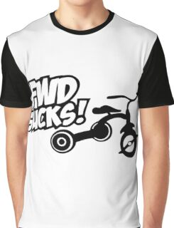 Fwd Sucks Vector Graphic T-Shirt