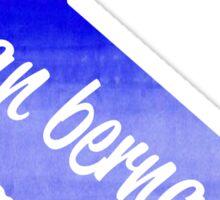San Bernadino Sticker