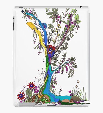 Tree of Life 13 - The Fairy Tree iPad Case/Skin