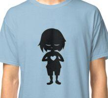 Minimalistic Frisk - Undertale Classic T-Shirt
