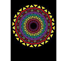 Africa Mandala Photographic Print