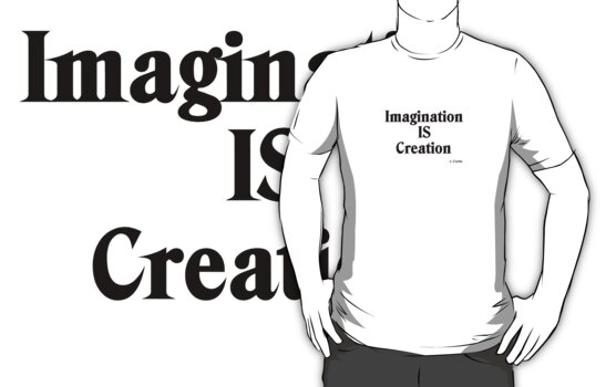 Imagination Is Creation by C J Lewis