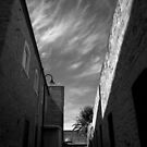 Light In A Laneway by Ben Loveday