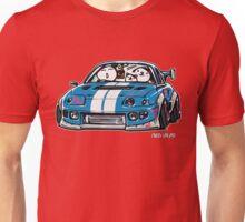 Crazy Car Art 0149 Unisex T-Shirt