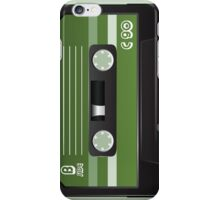 Cassette Tape Case iPhone Case/Skin