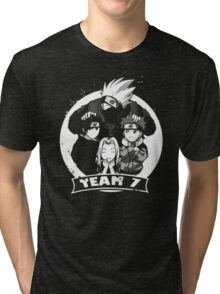 Four Ninja Reunited Tri-blend T-Shirt