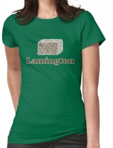 Lamington by Decibel Clothing Womens Fitted T-Shirt