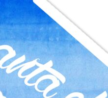 Santa Clarita Sticker