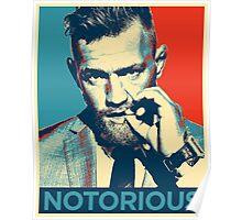 Notorious McGregor Poster