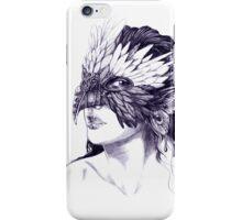 Masked Faeren iPhone Case/Skin