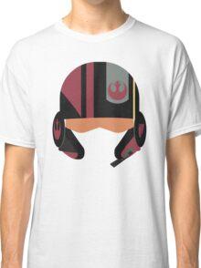 Poe's Helmet Classic T-Shirt