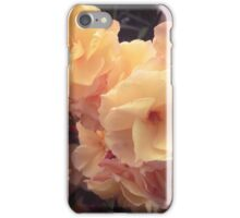 Peach Oleanders iPhone Case/Skin