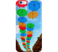Jolly Brollies 1 iPhone Case/Skin