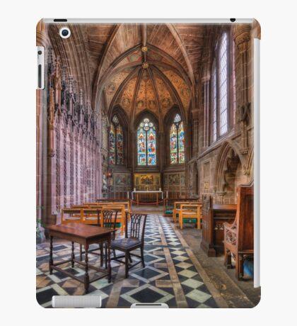 Gods Faith iPad Case/Skin