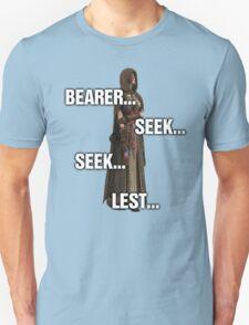 Emerald Herald's Lines Unisex T-Shirt