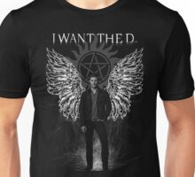 I Want the 'D' Winchester Unisex T-Shirt