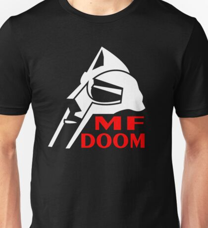 mf doom mask Unisex T-Shirt