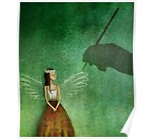 Invisible angel Poster