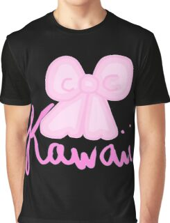 Kawaii with a bow  Graphic T-Shirt