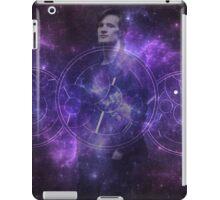 Eleventh Doctor Who Galaxy iPad Case/Skin