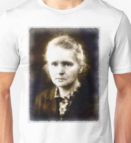 Marie Curie, Scientist Unisex T-Shirt