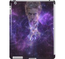 Twelfth Doctor Who Galaxy iPad Case/Skin