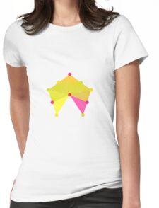 'Symmetrical' Pentagon Womens Fitted T-Shirt