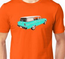 XM Falcon Wagon (Blue) Unisex T-Shirt