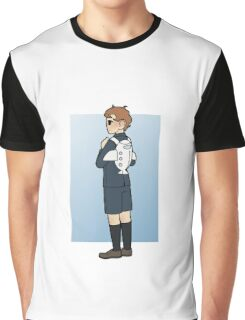 Young Martin Crieff Graphic T-Shirt