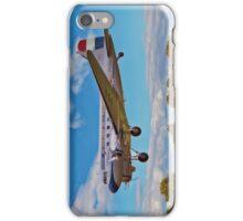 Douglas DC3 [PH-DDA] - Portrait  iPhone Case/Skin