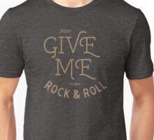 GIVEME ROCK Unisex T-Shirt