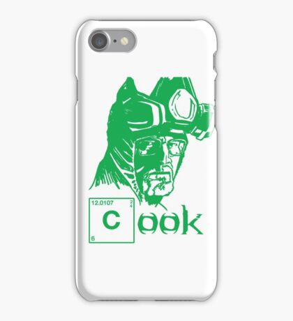 """Walter White """"COOK"""" iPhone Case/Skin"""