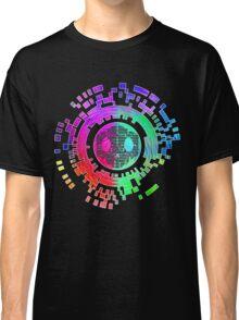 Skycode; Sombra (Digital Multicolor) Classic T-Shirt
