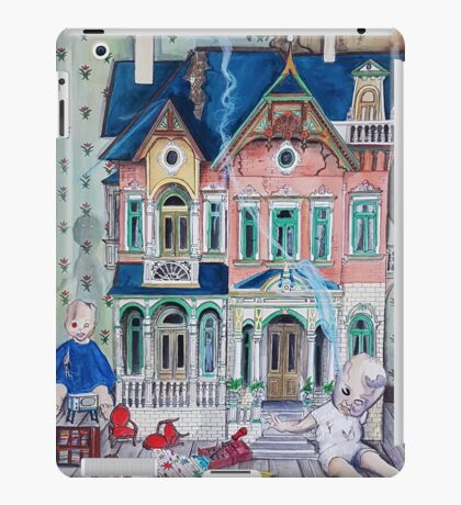 Dollhouse Ghosts iPad Case/Skin