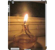 Candle 1 iPad Case/Skin