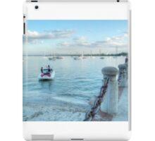 Burlington Sound Of Music iPad Case/Skin