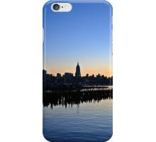 The Blue Hour iPhone Case/Skin